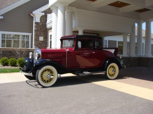 1931 Sport Coupe
