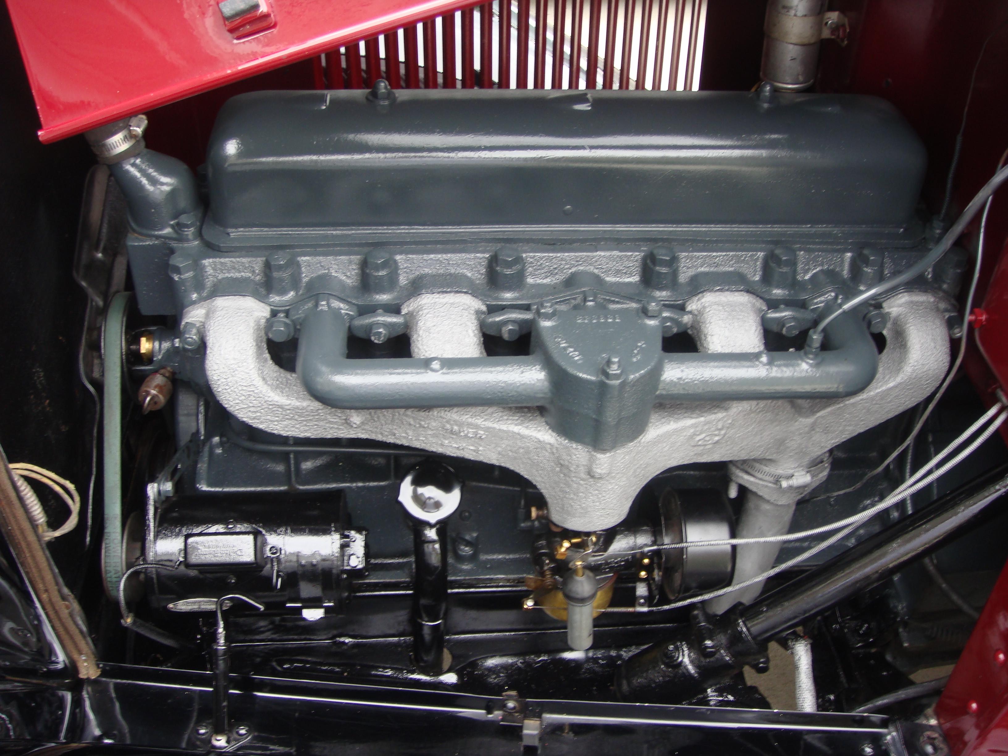 Dsc on Chevy 235 Inline 6 Cylinder Distributor