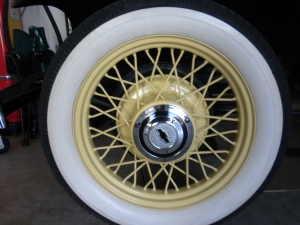 Correct Medium Cream Wheels
