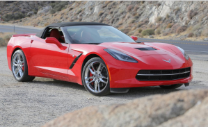 2015 Stingray Convertible