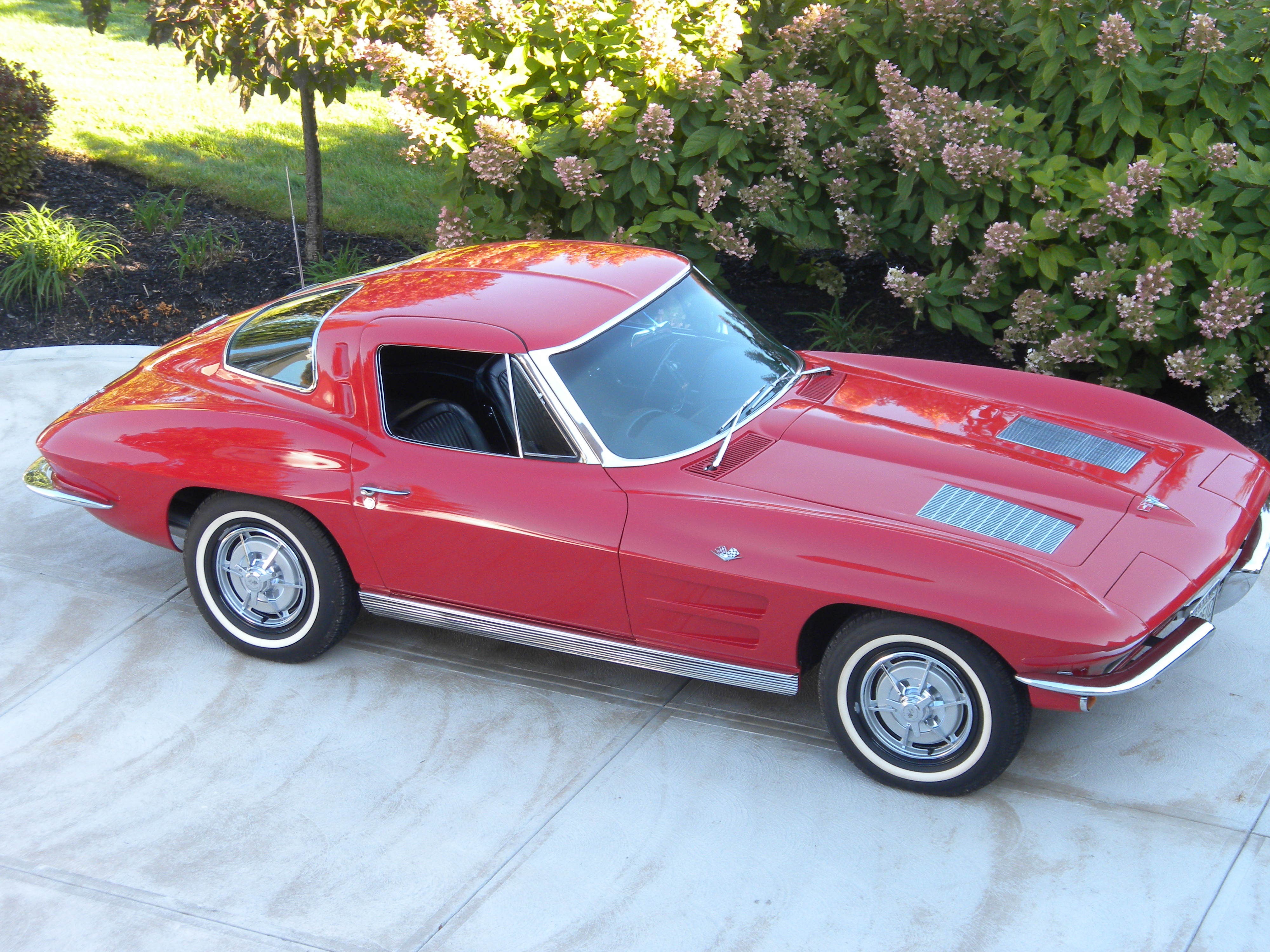 63 vette phil 39 s classic chevys for 1967 split window corvette