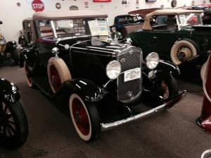 1931 Chevy Roadster