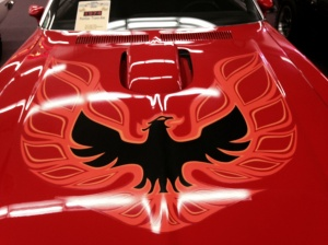 Firebird Screaming Eagle