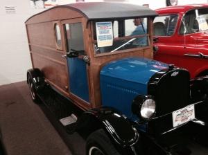 1927 Chevy Pedler's Wagon