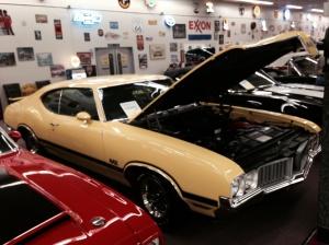 1970 442 W30